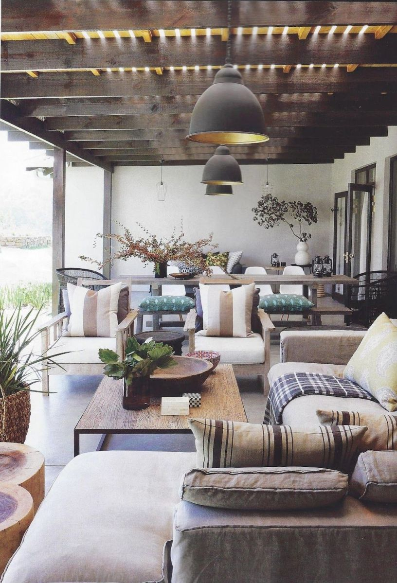 Comfort Living Room with Friendly Ambience of Indoor Greeneries Decoration Part 13