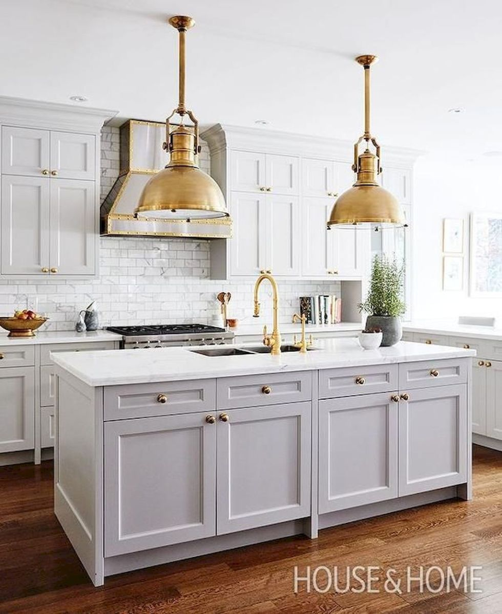 Effective Neutral Colors For Beautiful White Kitchen Concept Part 5