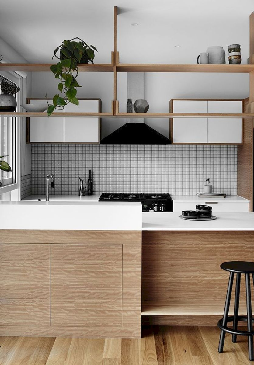 Exotic Kitchen Concept with Stylish Wooden Touch Part 41