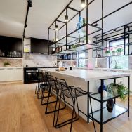 Fabulous Kitchen Bar Design Ideas for Modern Home Concept Part 8