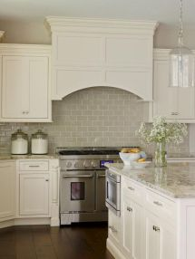 Grey Kitchen Designs With Exciting Kitchen Backsplash Trends Part 7
