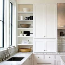 Inspiring Kitchen Organization and Storage Ideas to Make the Kitchen Looks Neater Part 11
