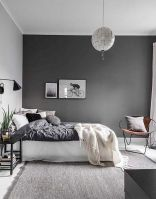 Inviting Bedroom Concept with Warm Beautiful Rug Decor Part 16