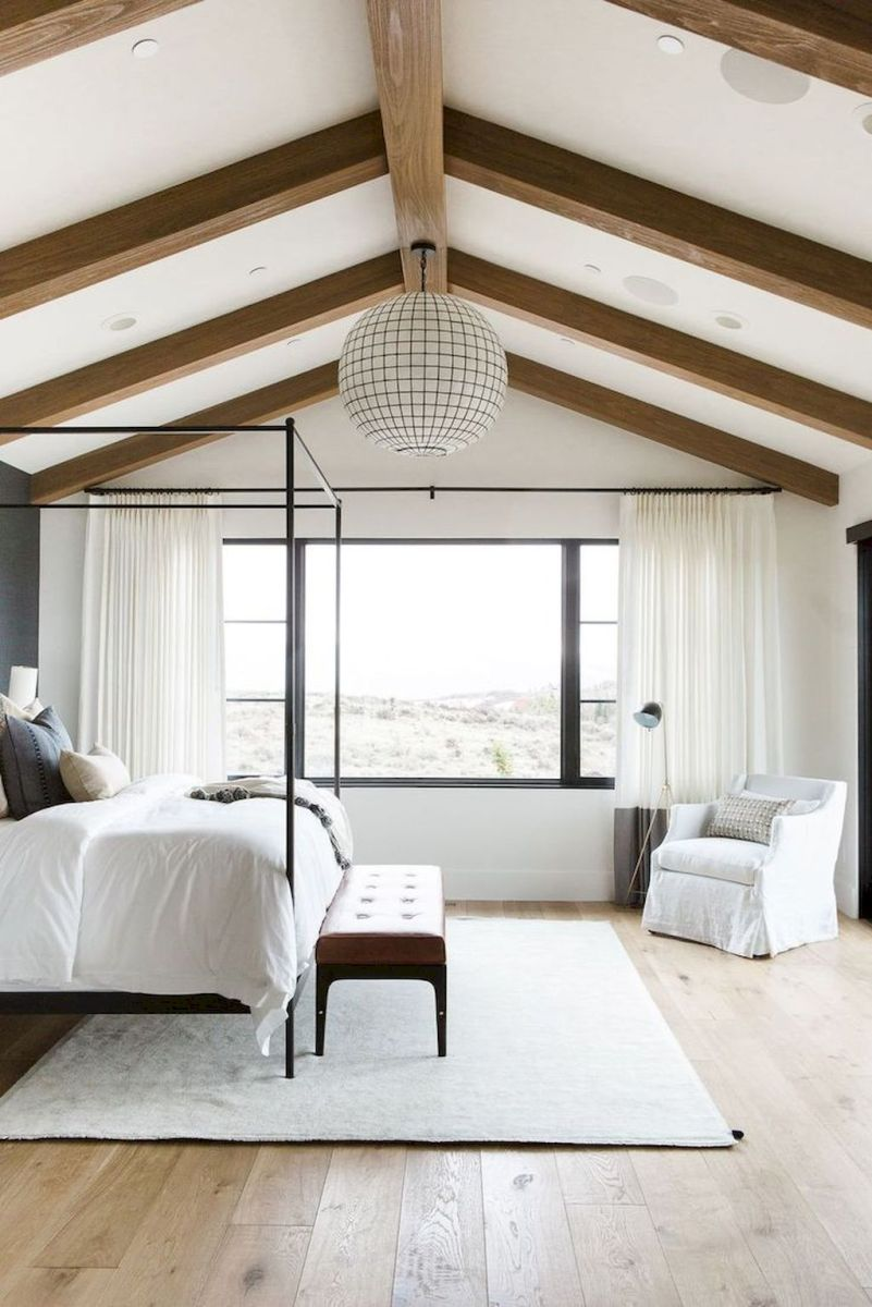 Inviting Bedroom Concept with Warm Beautiful Rug Decor Part 22