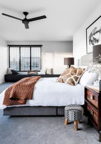 Master Bedroom On Budget Renovation Ideas with really Simple Decoration Part 27