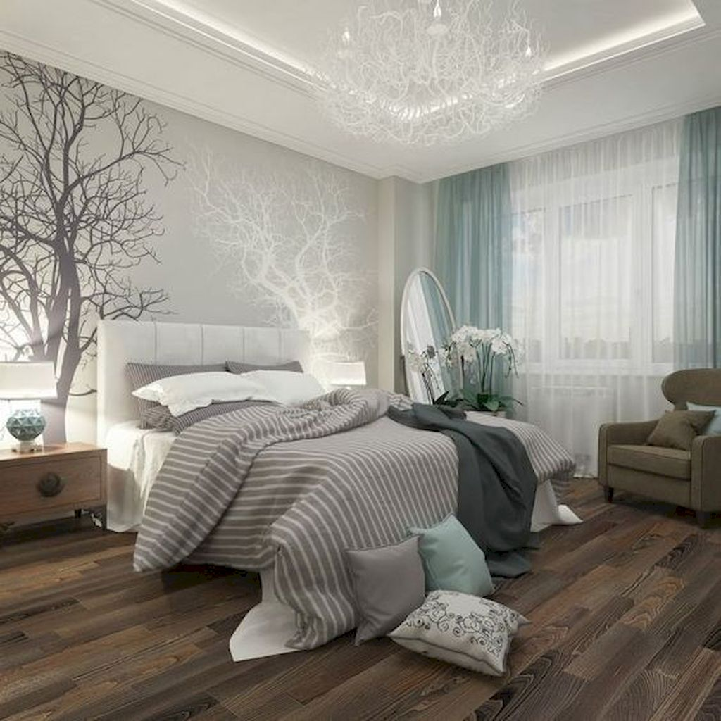 Master Bedroom On Budget Renovation Ideas with really Simple Decoration Part 29
