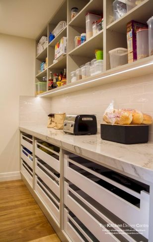 Pantry Kitchen Organization Ideas for Small Kitchens Part 12
