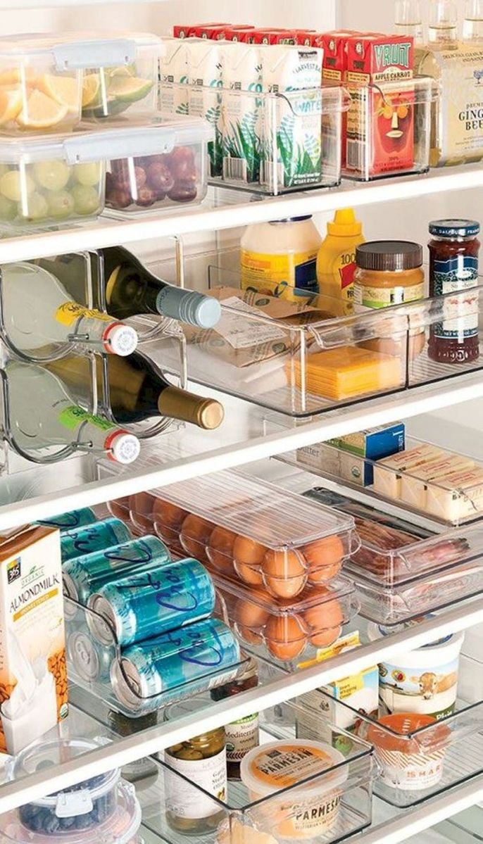 Pantry Kitchen Organization Ideas for Small Kitchens Part 34