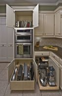 Pantry Kitchen Organization Ideas for Small Kitchens Part 8