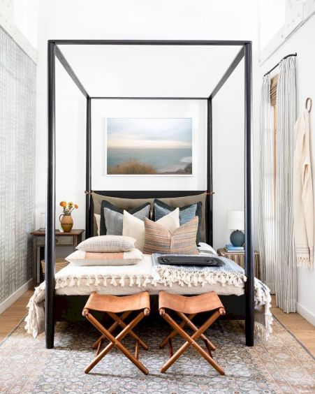 Simple Small Bedroom Ideas with Really Cozy Desorations Part 13