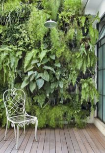 Tropical Decoration Concept with Living Plants Decoration Part 41
