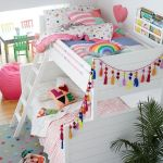 Amazing Bunk Bed Ideas For a Dream Girls and Sisters Room You Wish You Had As A Kid Part 11