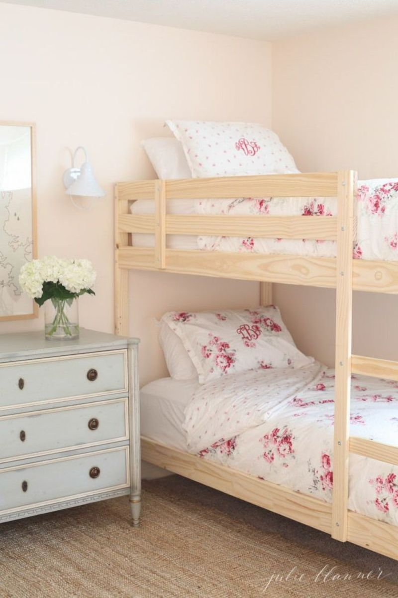 Amazing Bunk Bed Ideas For a Dream Girls and Sisters Room You Wish You Had As A Kid Part 3