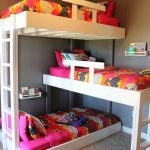 Amazing Bunk Bed Ideas For a Dream Girls and Sisters Room You Wish You Had As A Kid Part 6