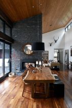 Amazing ideas of liveedge dining tables with more inspiration to liven up the dining rooms friendly and refreshing vibes Part 2