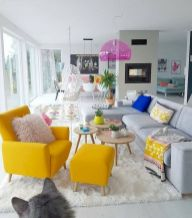 Best Colorful Home Inspirations in Cheerful Decorating Concepts Part 33