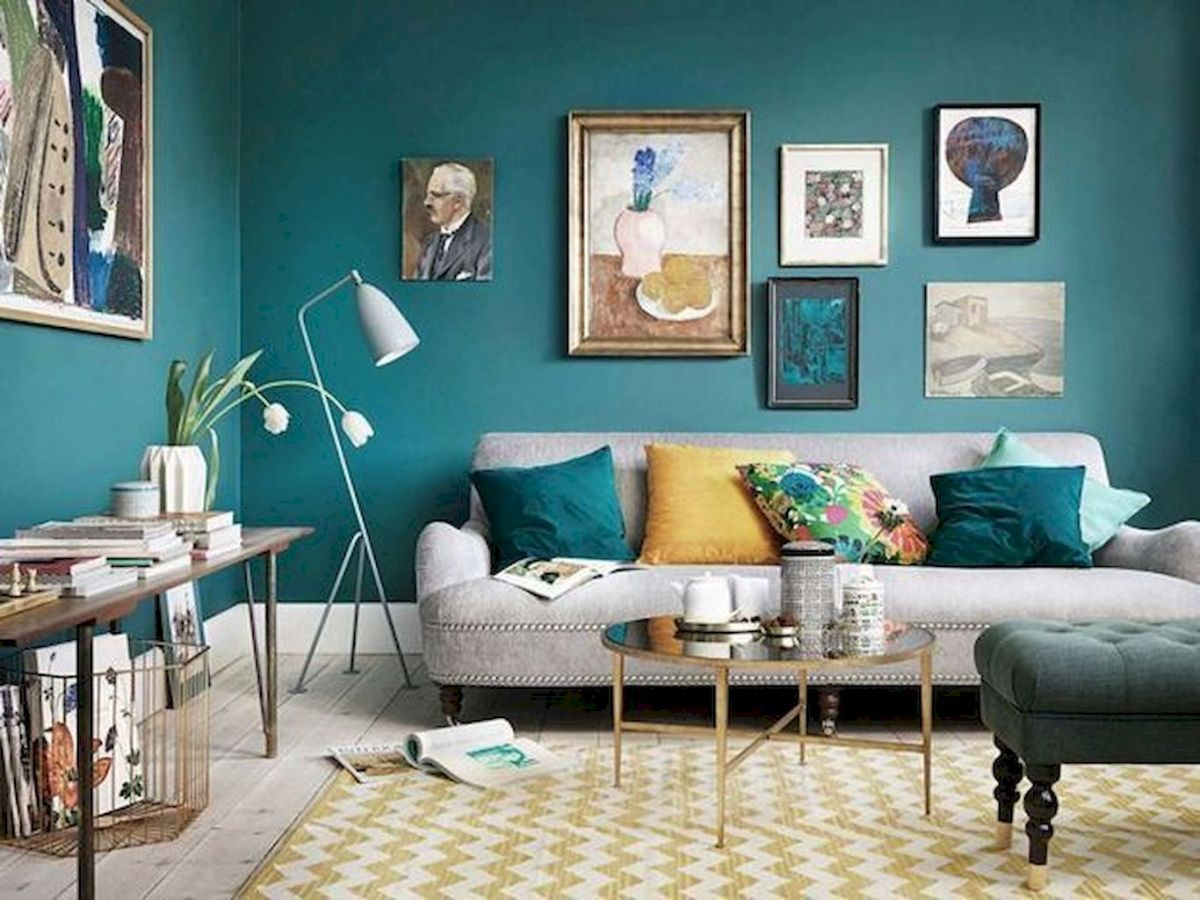 26 Home Ideas Showing Colorful Decoration Style