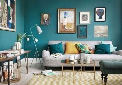 Best Colorful Home Inspirations in Cheerful Decorating Concepts Part 37