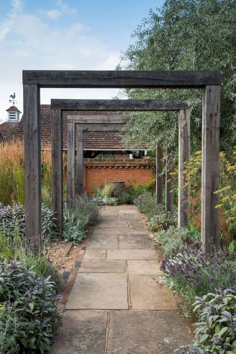 Stunning Walkways Ideas for Backyards and Gardens