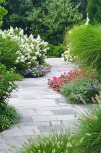 Best walk ways for gardens and outdoor spaces with inspiring paving designs Part 10