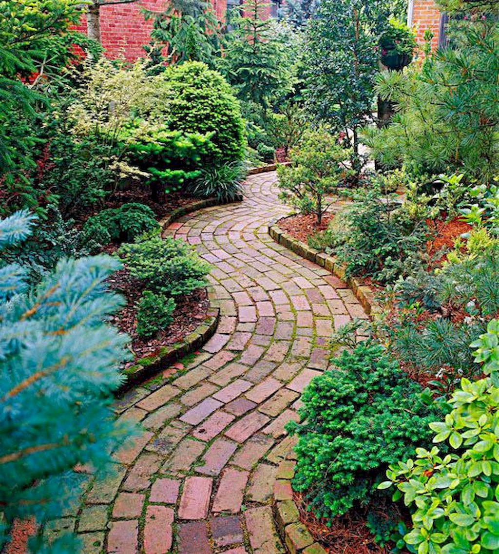 Best walk ways for gardens and outdoor spaces with inspiring paving designs Part 12