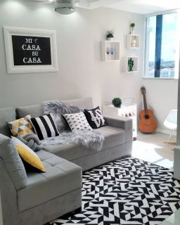 Color Pop Up Ideas for Neutral Colored Home Interior Part 9