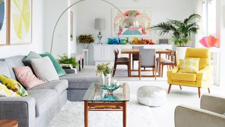 Colorful Home with Amazing Colored Furniture and Accessories Part 12