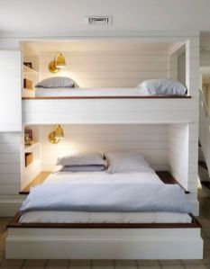Cool bunk beds design ideas for boys that wonderful as solution for making the most out of a shared space Part 11