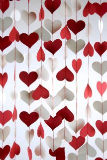DIY home decoration you can make to celebrate the Valentine with your partner Part 14