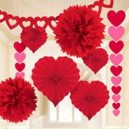 DIY home decoration you can make to celebrate the Valentine with your partner Part 16
