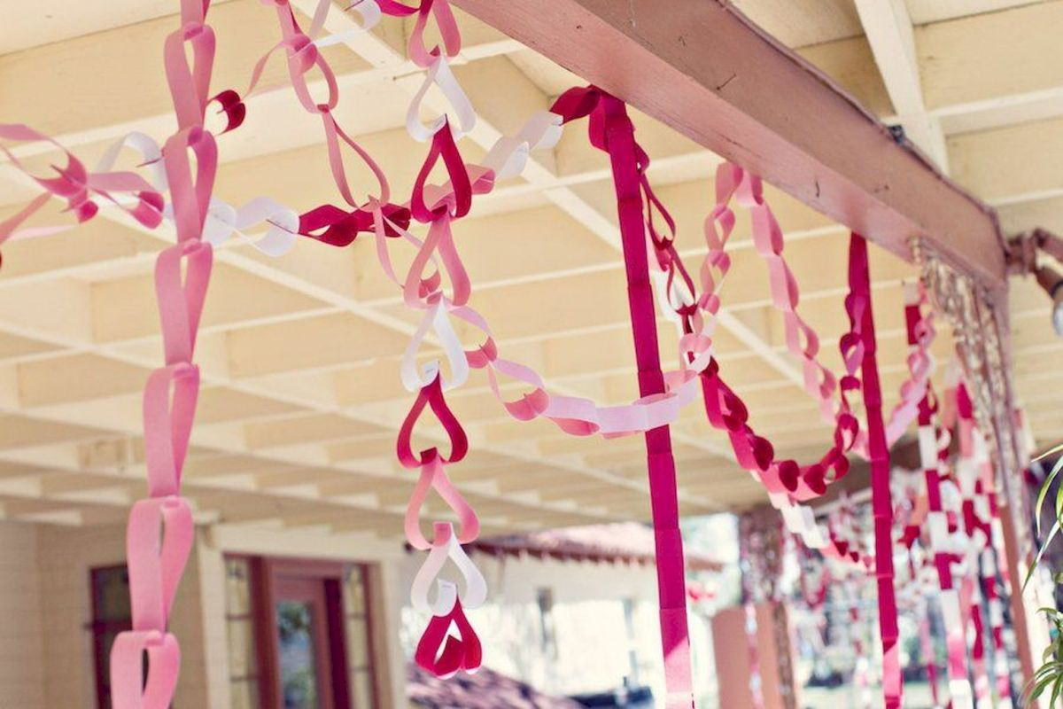 DIY home decoration you can make to celebrate the Valentine with your partner Part 23