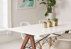 Exotic Wooden Table Designs for Modern Traditional Dining Room Part 15