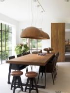 Exotic Wooden Table Designs for Modern Traditional Dining Room Part 20