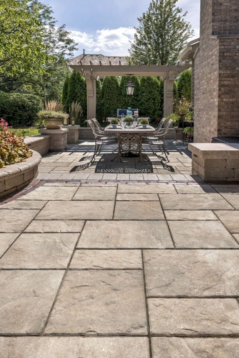Inspiring outdoor and garden paving ideas using flagstones Part 5