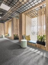 Modern Office Design with Healthy Natural Ideas That Increases Productivity Part 16