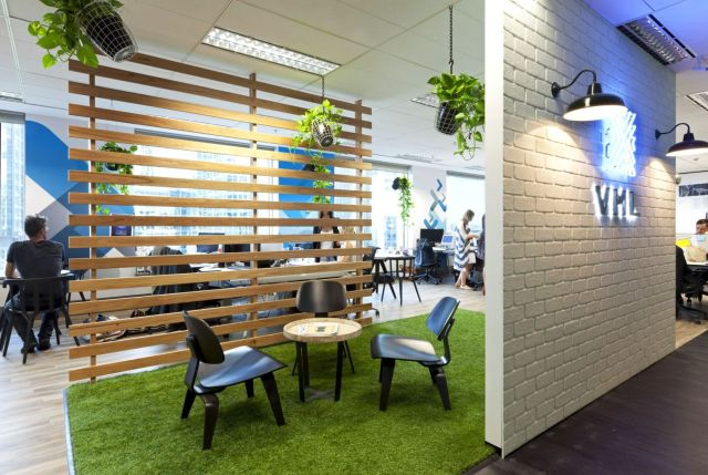Modern Office Design with Healthy Natural Ideas That Increases Productivity Part 4
