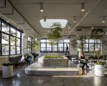 Modern Office Designs that Really Blend with the Nature 2Part 21