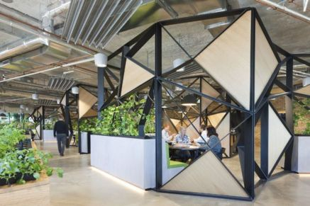 Modern Office Designs that Really Blend with the Nature 3Part 26