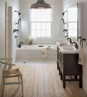 Modern white bathtub designs that improve your bathroom display Part 9
