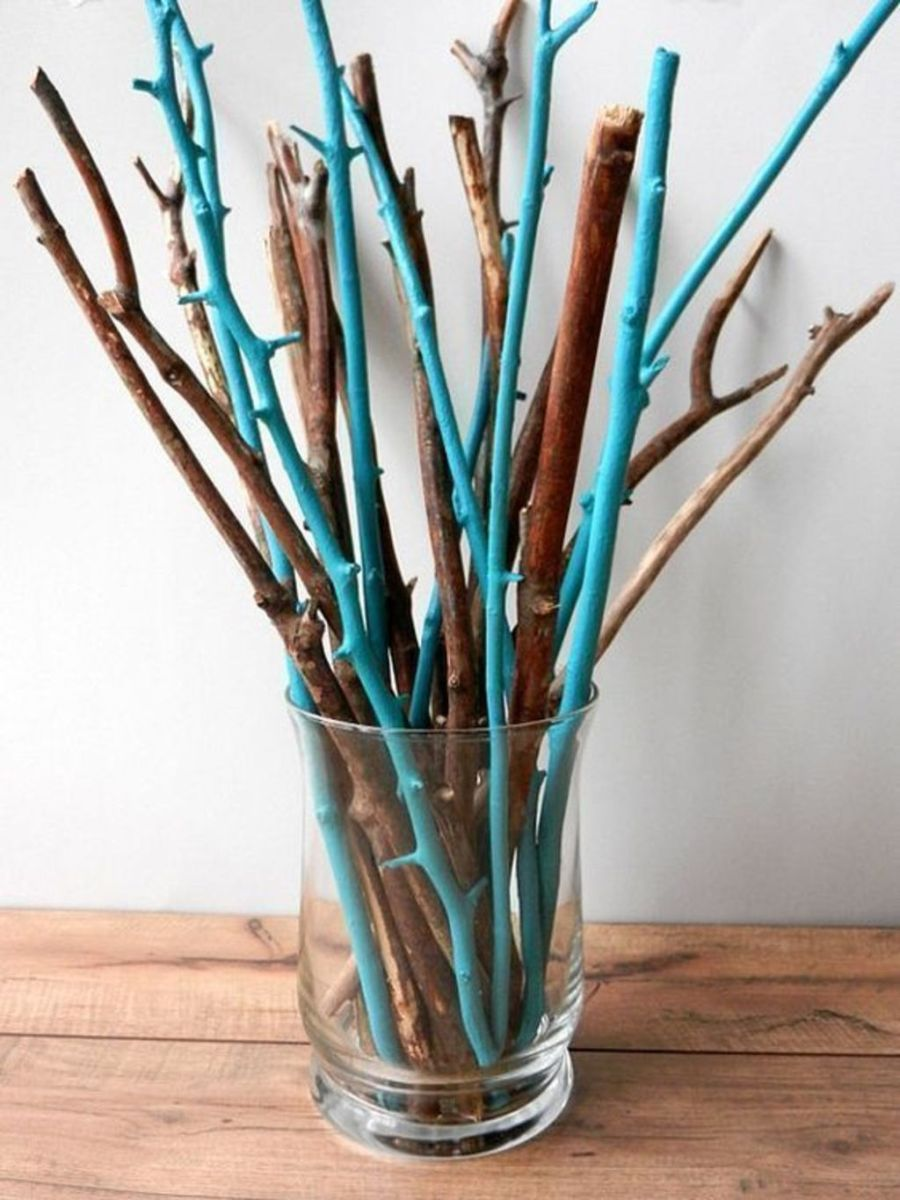 DIY Home Decor Out Off Tree Branches