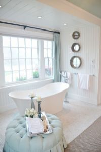 Small standing tubs powerful to make up small bathroom looks Part 2