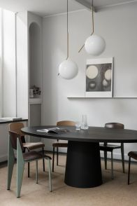 Trending dining chair designs that look so simple but also elegant and comfortable Part 13
