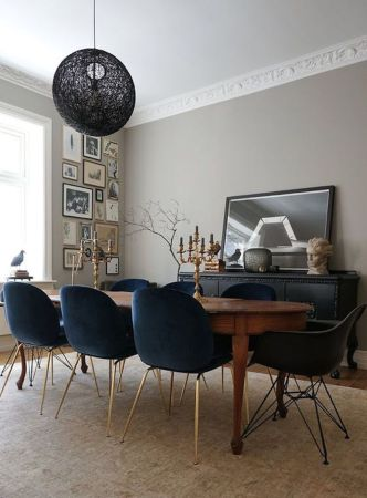 Trending dining chair designs that look so simple but also elegant and comfortable Part 19