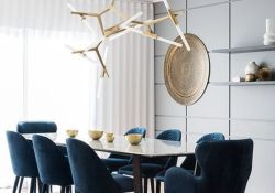 Trending dining chair designs that look so simple but also elegant and comfortable Part 25