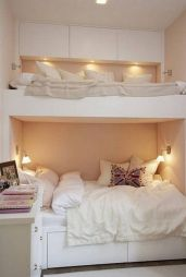Wooden Storage Bunk Bed Frame Designs That Effective to give ashared space some efficient organizations Part 12