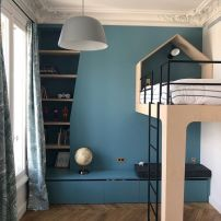 Wooden Storage Bunk Bed Frame Designs That Effective to give ashared space some efficient organizations Part 2