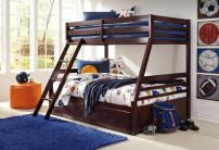 Wooden Storage Bunk Bed Frame Designs That Effective to give ashared space some efficient organizations Part 3