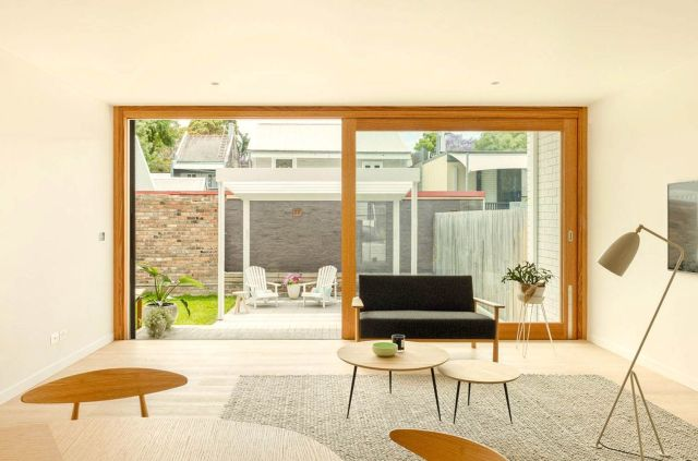 Successful Rozelle Burrow project by Benn and Penna Designs