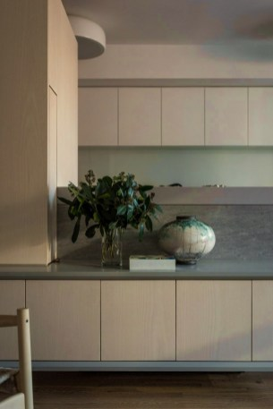 Casual apartment transformation enhancing a West Village dwelling with soft palette coloring and flawless interior detailing (4)