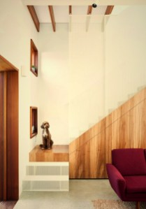 Delightful interior concept embracing eco friendly home design that combines modernity with earthy colors and texture (5)